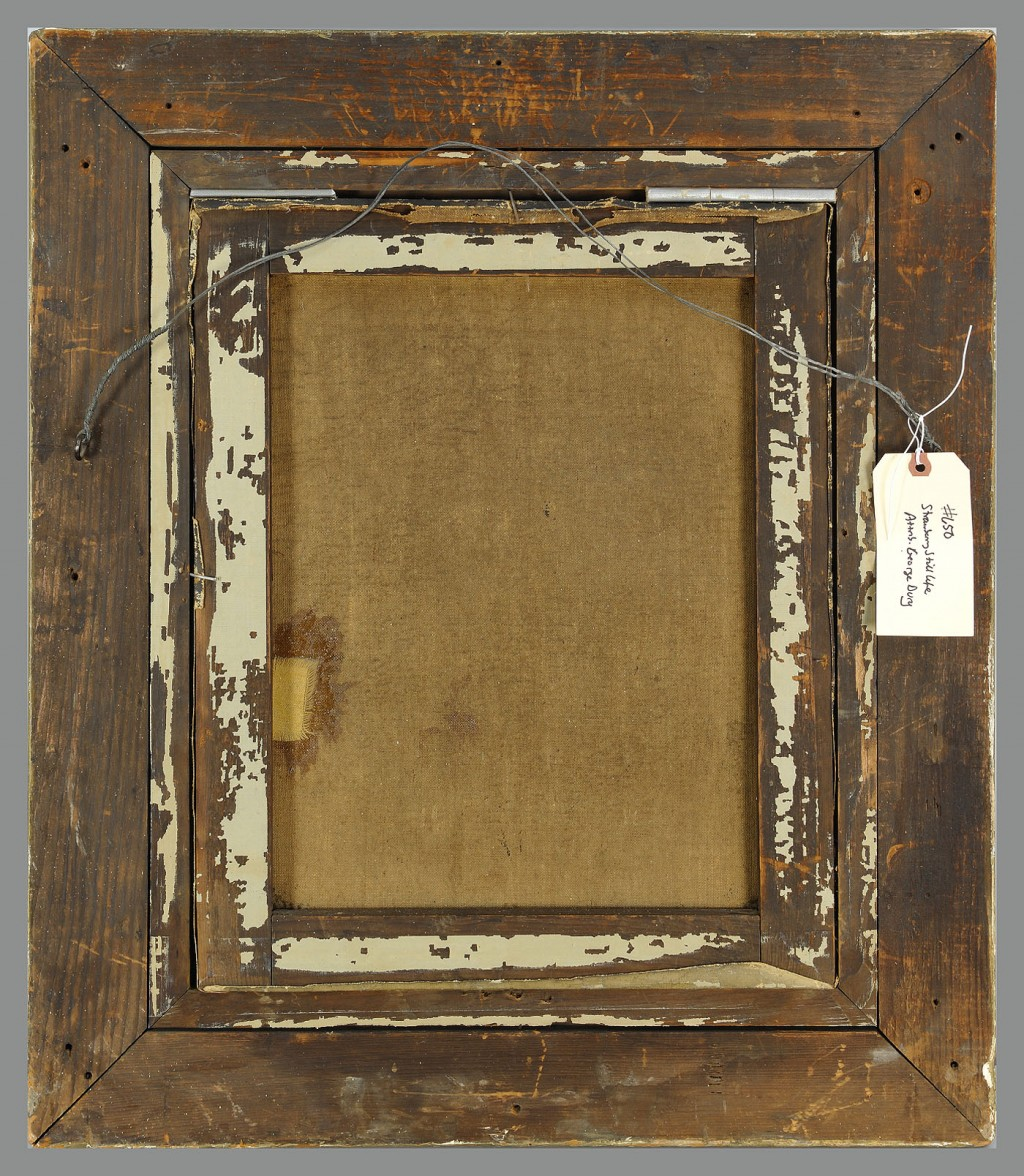 Lot 178: Tennessee Still Life Painting Attributed George Du