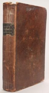 Lot 276: Gunn's Domestic Medicine Book, 1834