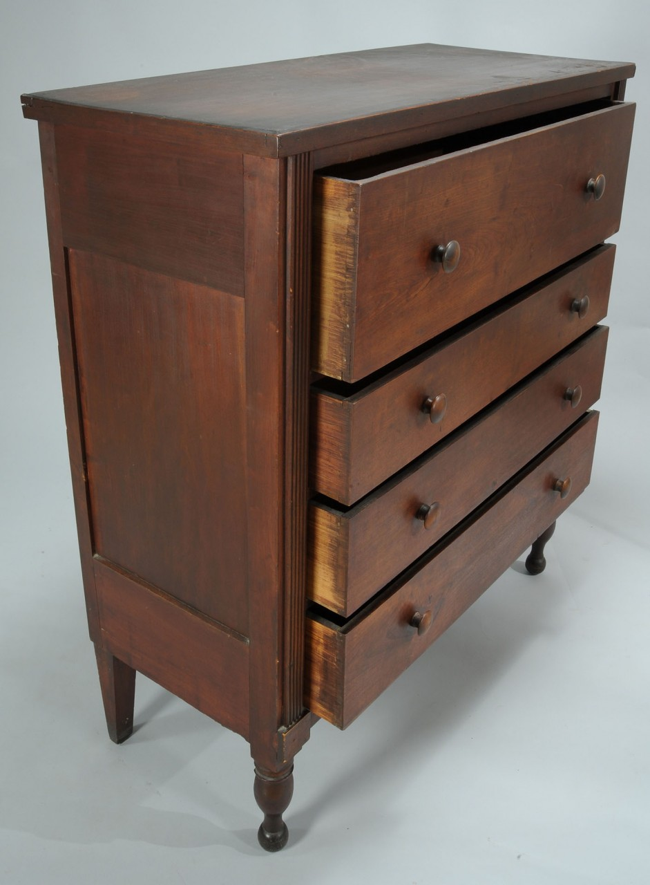 Lot 290: East Tennessee Chest of Drawers