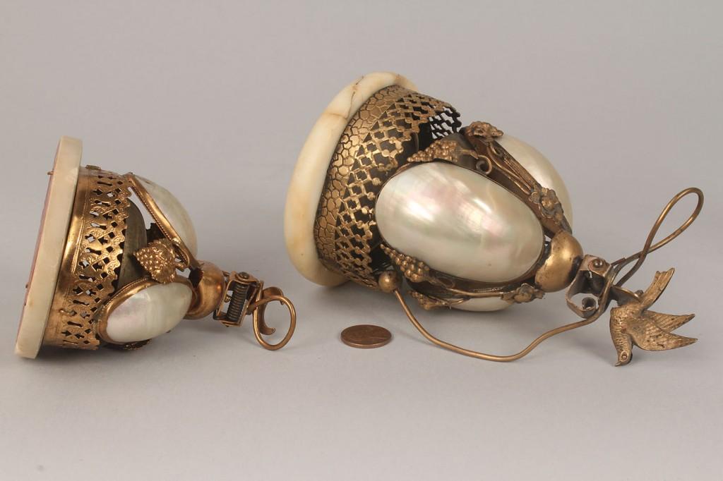Lot 341: Collection of desk bells