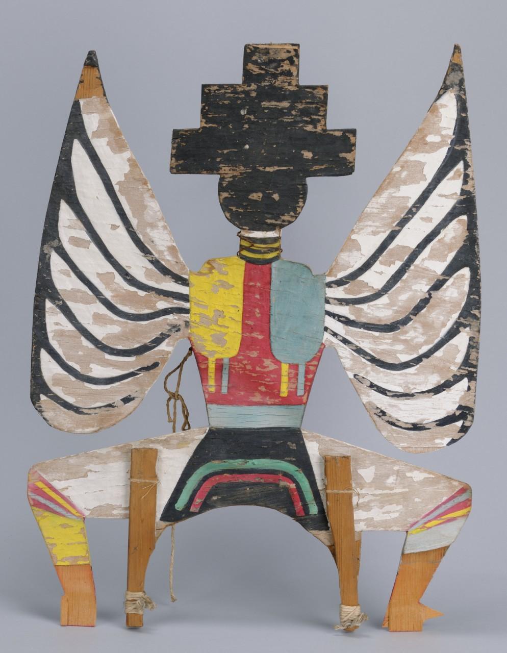 Lot 469: Southwest Native American Tableta Headdress