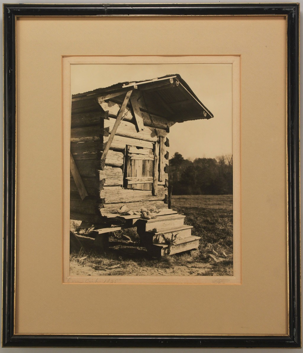 Lot 590: 2 Thurston Hatcher framed Georgia photos