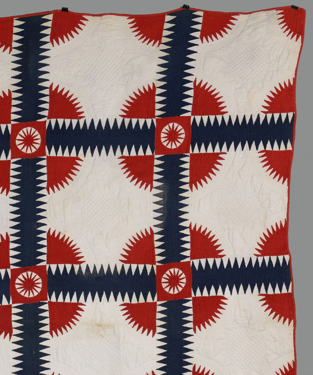 Lot 618: TN  Quilt, Great Divide/Rocky Mountain Pattern