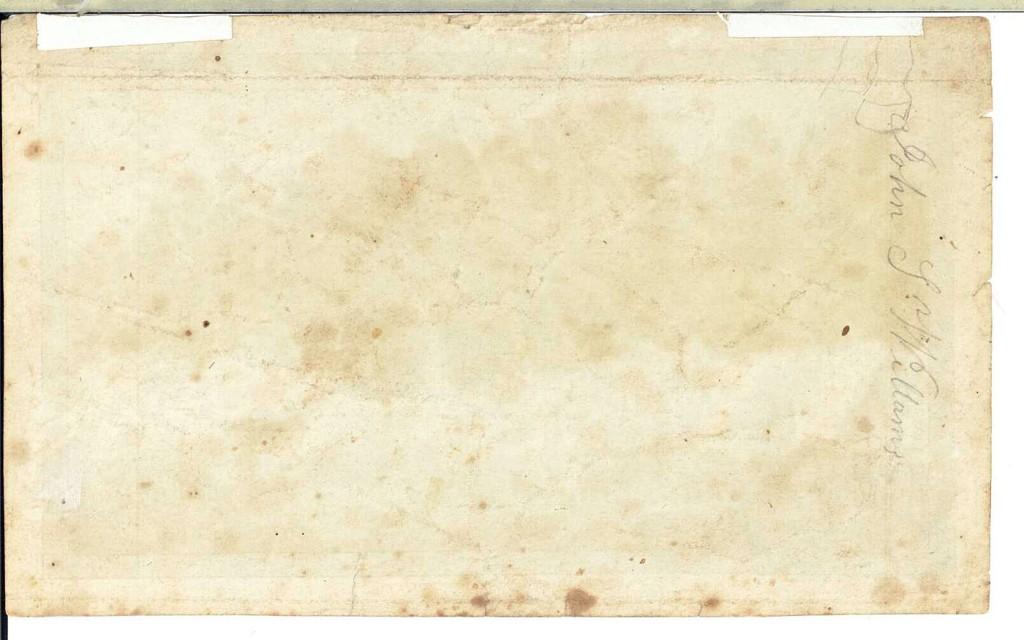 Lot 63: Watercolor painting, Civil War Encampment