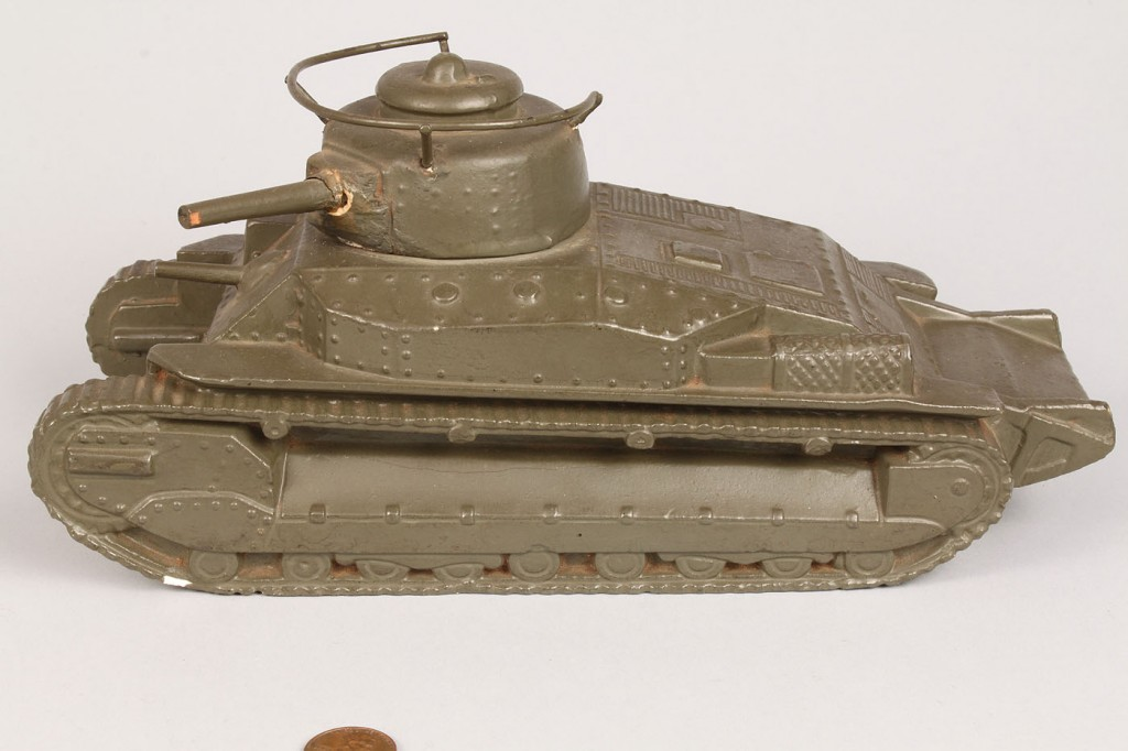 Lot 666: Two WWII Recognition Models