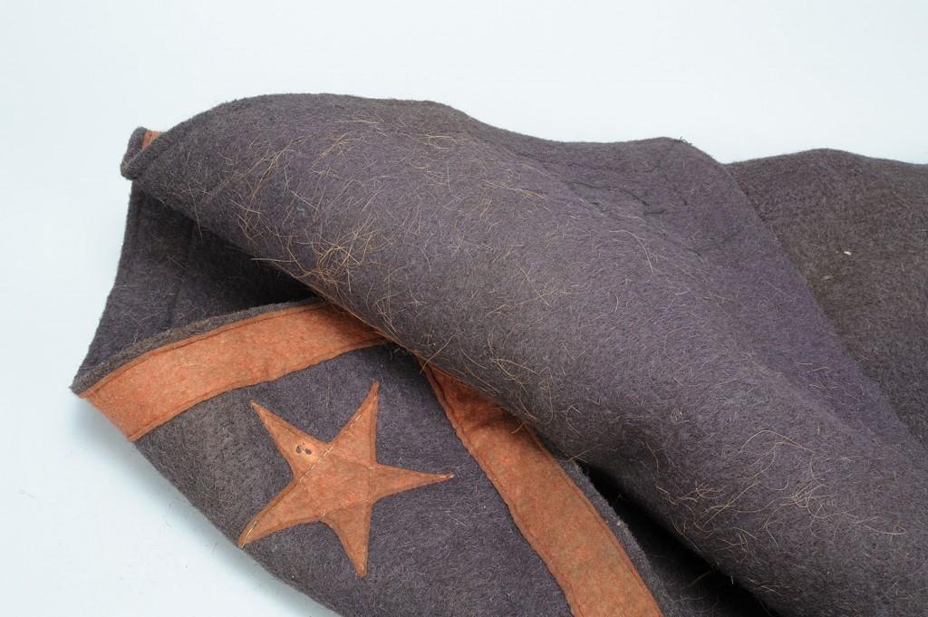 Lot 668: Military Wool Saddle Pad