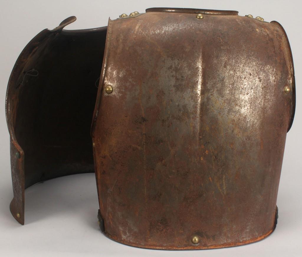Lot 680: German Steel Cuirass or Breast Armor