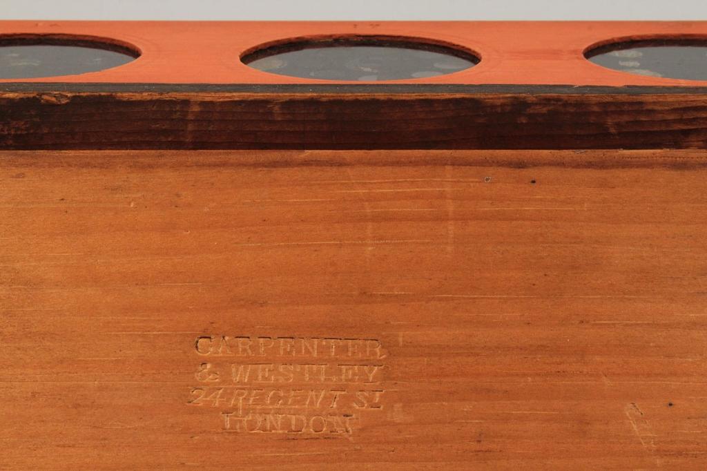 Lot 722: Astronomical Magic Lantern Slides, Carpenter & Wes