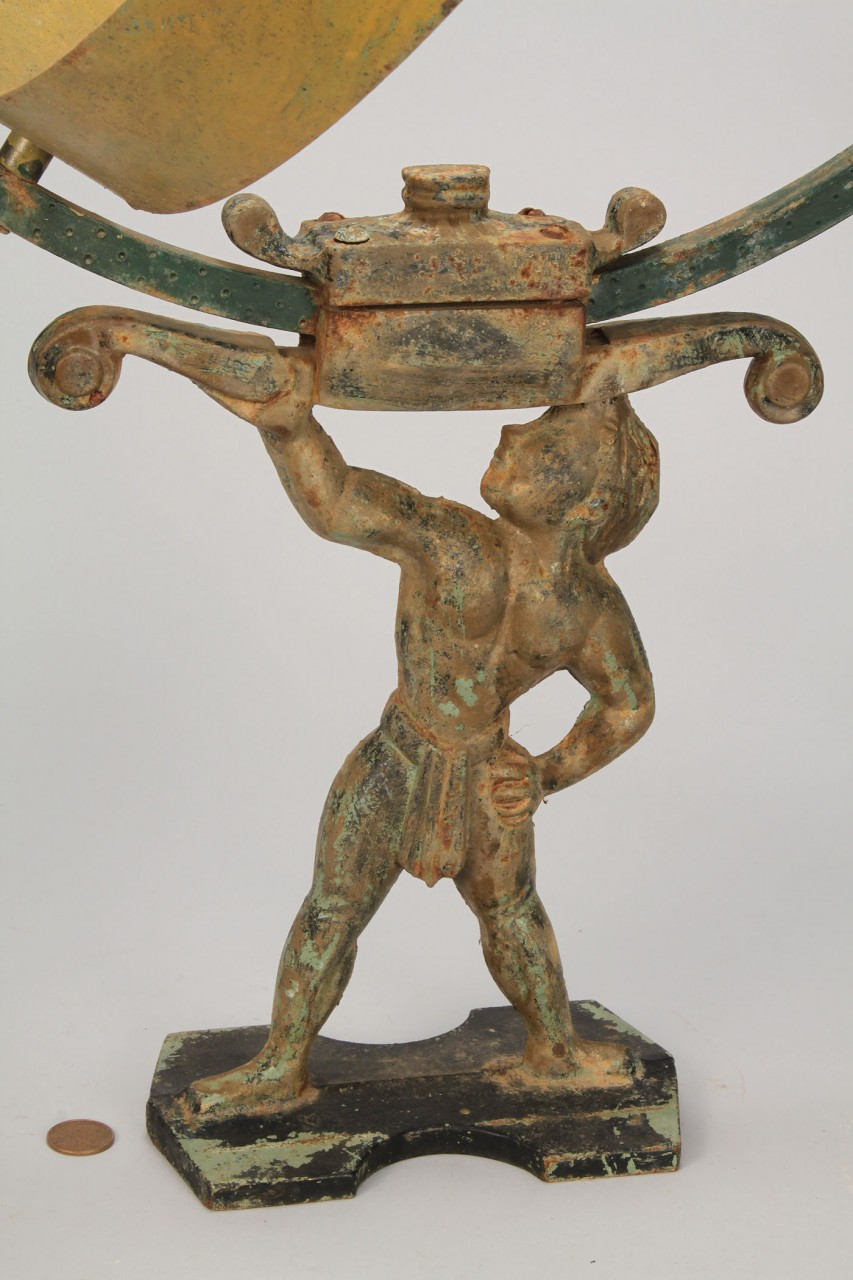 Lot 794: Armillary Sphere