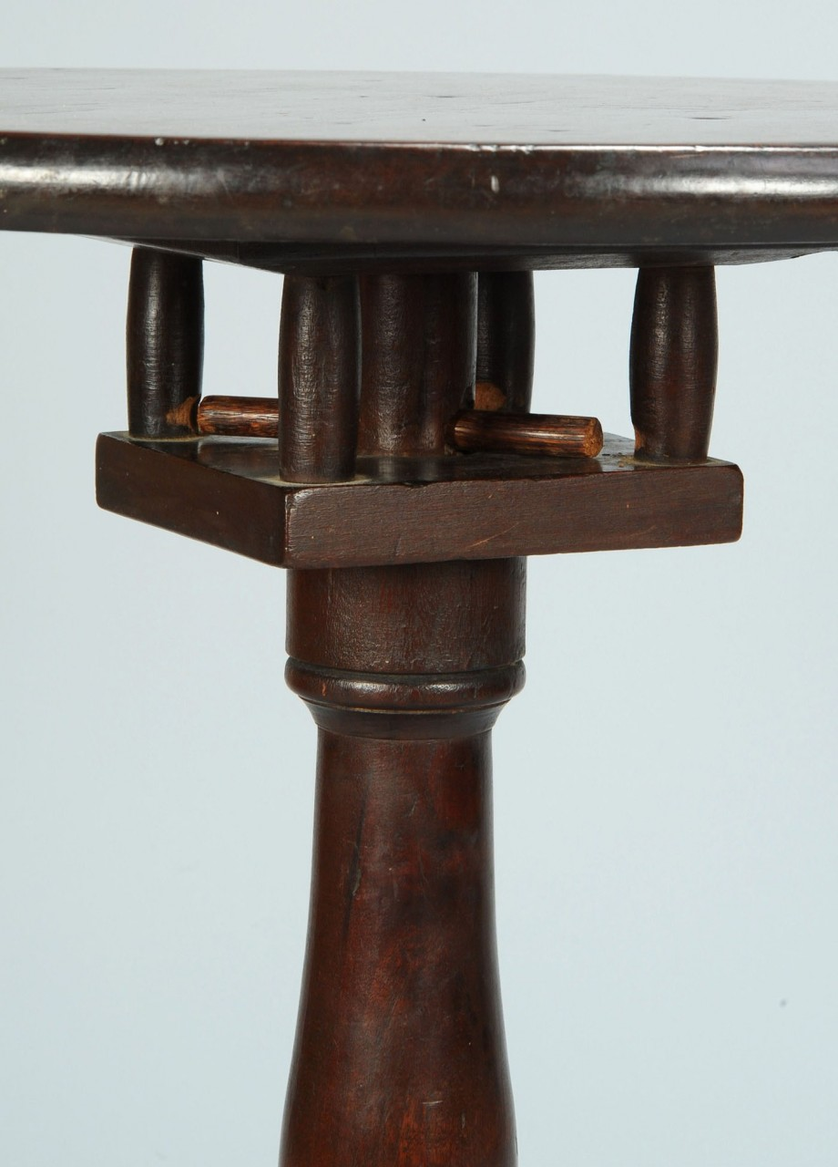 Lot 89: Middle Tennessee Cherry Candlestand