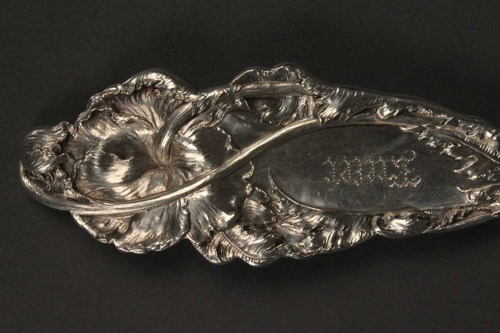 Lot 149: Reed & Barton Serving Spoon