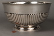 Lot 156: Sterling Bowl by M. Fred Hirsch Co.