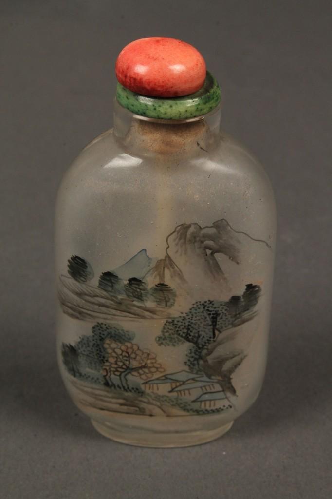 Lot 261: Assorted Asian antiques, five pieces
