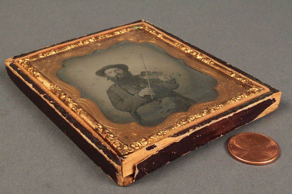 Lot 269: Middle TN Ambrotype