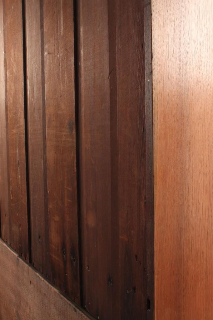 Lot 318: Victorian Walnut Bookcase Desk