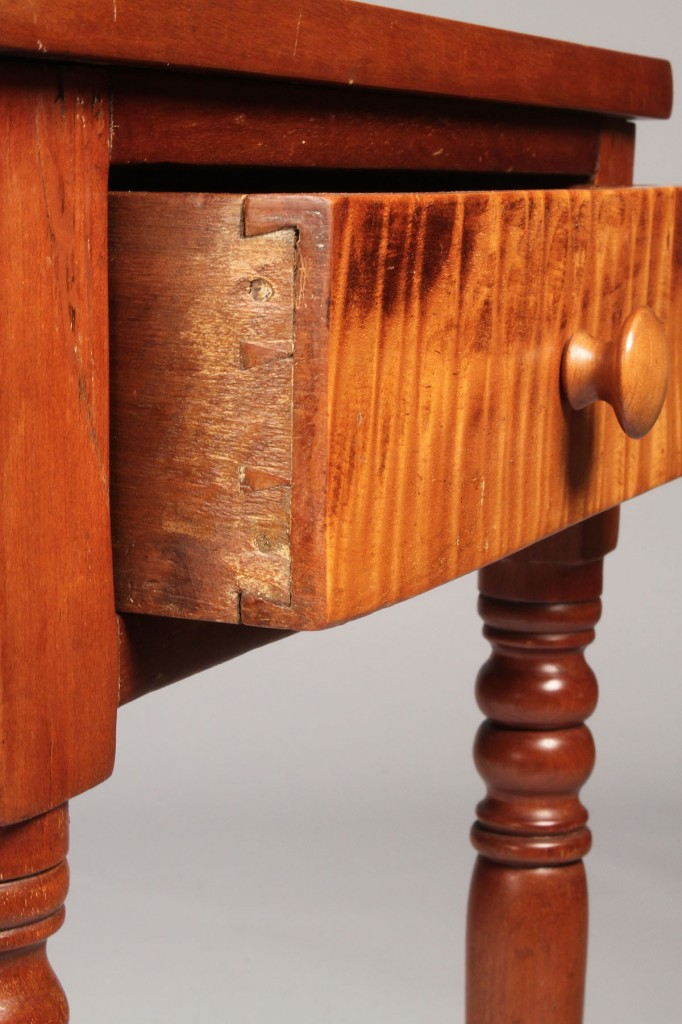 Lot 320: Ohio Tiger Maple & Mixed Woods stand