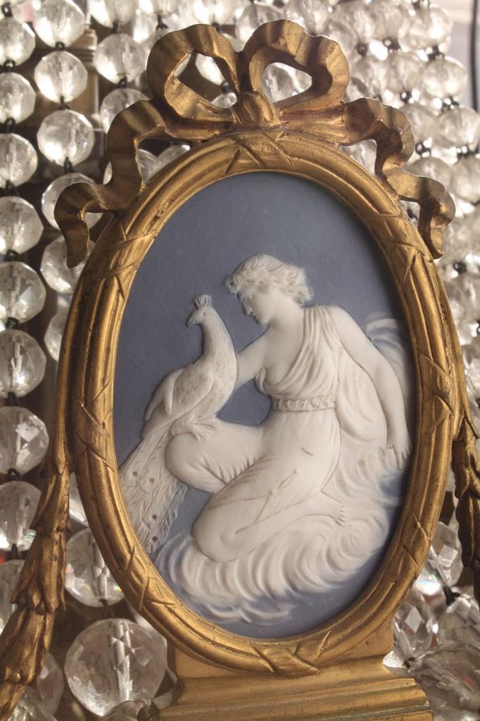 Lot 339: English Regency Style Chandelier
