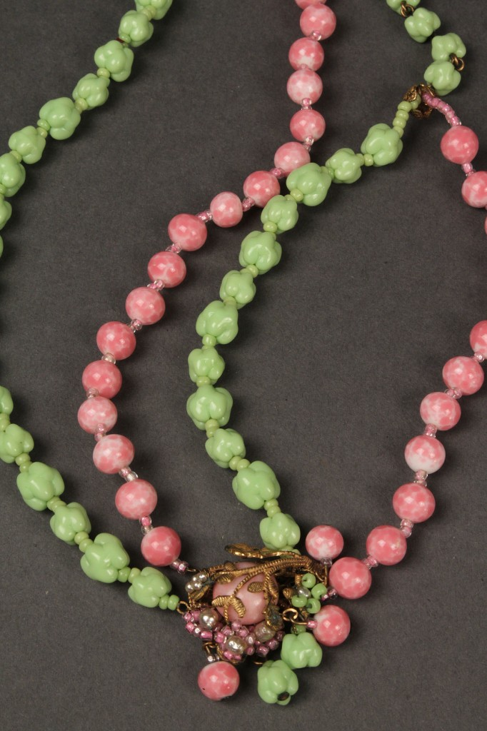 Lot 407: Lot of 2 Miriam Haskell Chokers