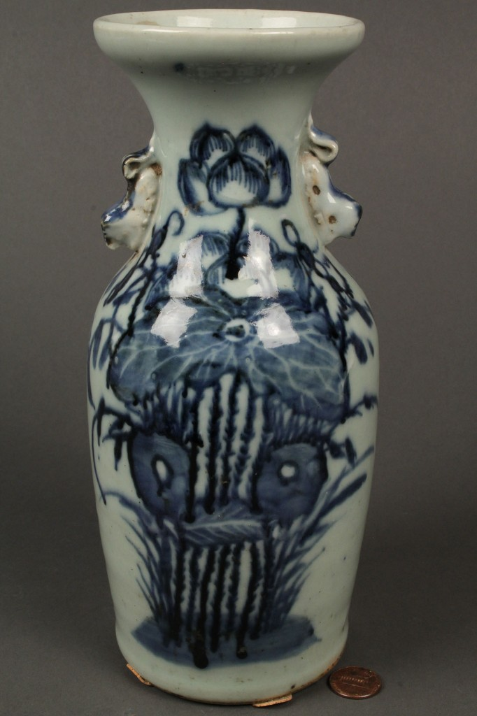 Lot 429: Five assorted pcs of Chinese ceramics
