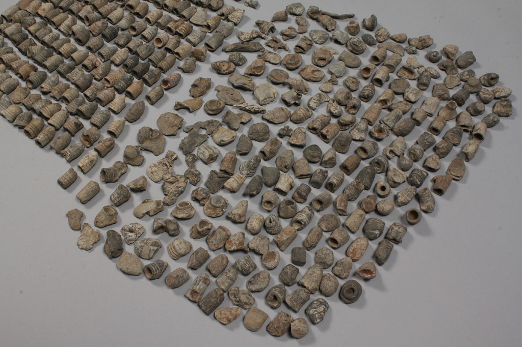Lot 465: Collection of Excavated Civil War bullets