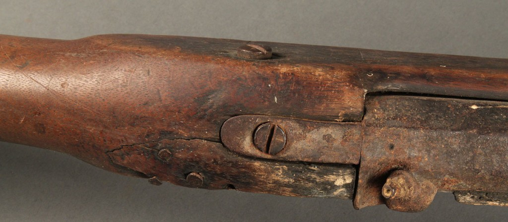 Lot 469: Lot of 2 19th Century Guns