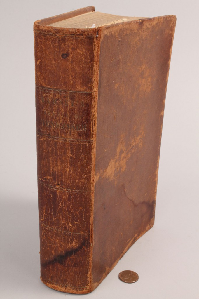 Lot 46: The Annals Of Tennessee Book, 1853