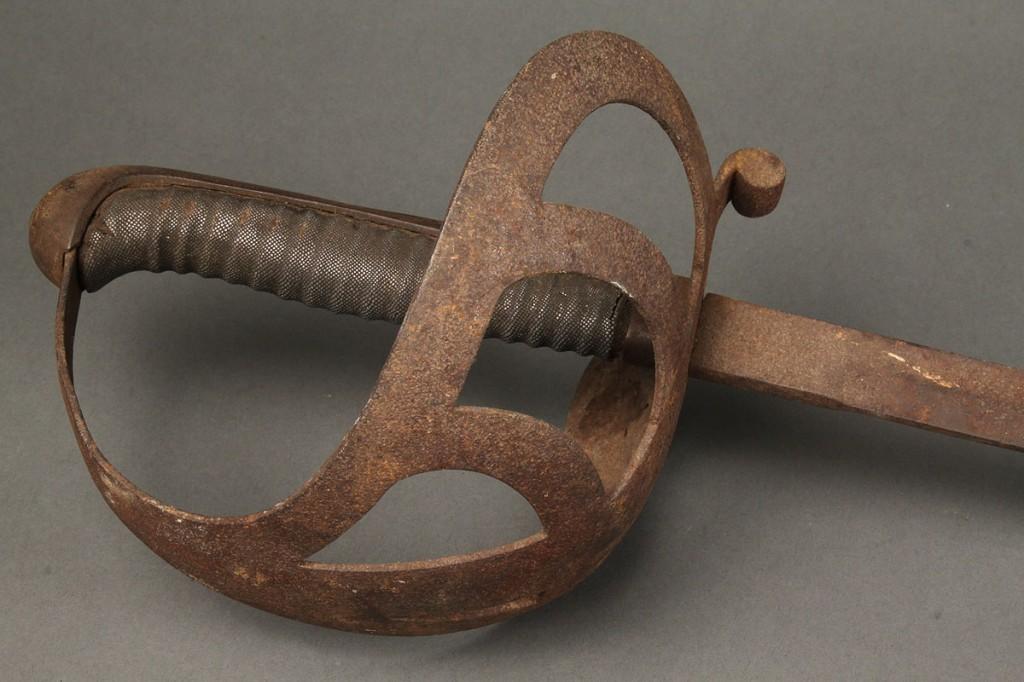 Lot 470: Lot of 2 Swords, one Civil War
