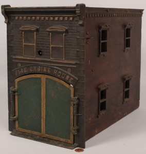 Lot 480: Ives Fire House
