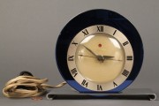 Lot 577: Warren Telechron Co. Art Deco Clock