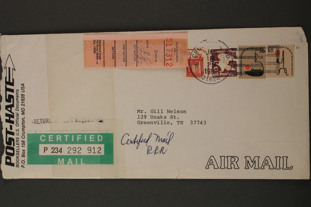 Lot 589: Dwight Eisenhower photo and letter