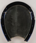 Lot 602: Art Deco Horseshoe Mirror