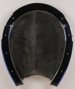 Lot 602: Art Deco Horseshoe Mirror