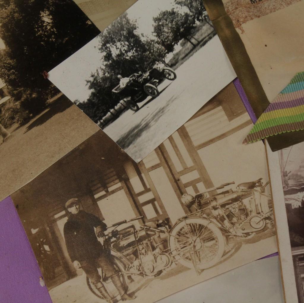 Lot 603: Otto Manecke family archive