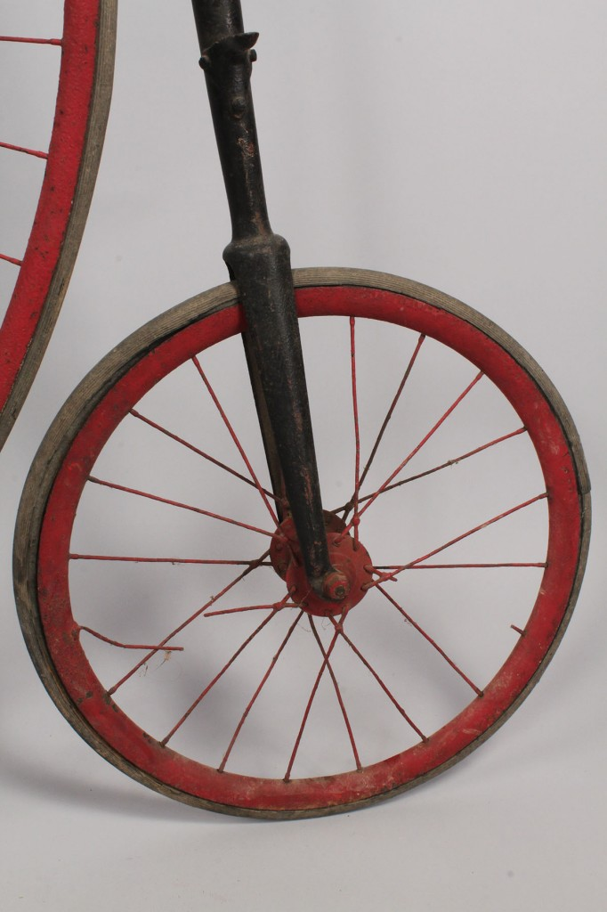 Lot 676: High Wheeler Bicycle, Eagle Bicycle Mfg Co., 1883