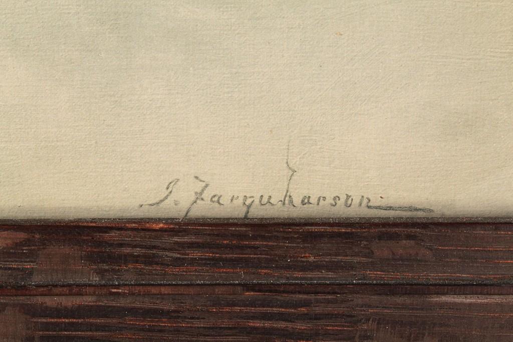 Lot 694: Joseph Farquharson print