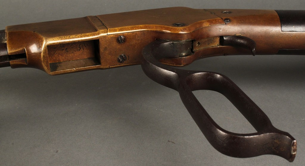 Lot 69: Henry Rifle, Serial #5217