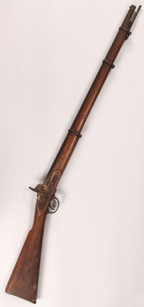 Lot 70: 1862 Tower Rifle