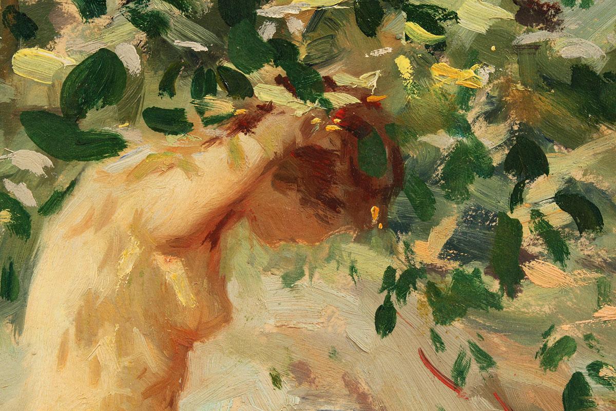 Lot 89 Lucien Henri Grandgerard Female Nude-1772