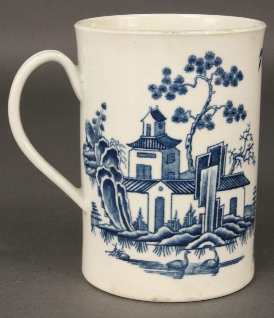 Lot 123: Royal Worcester Mug