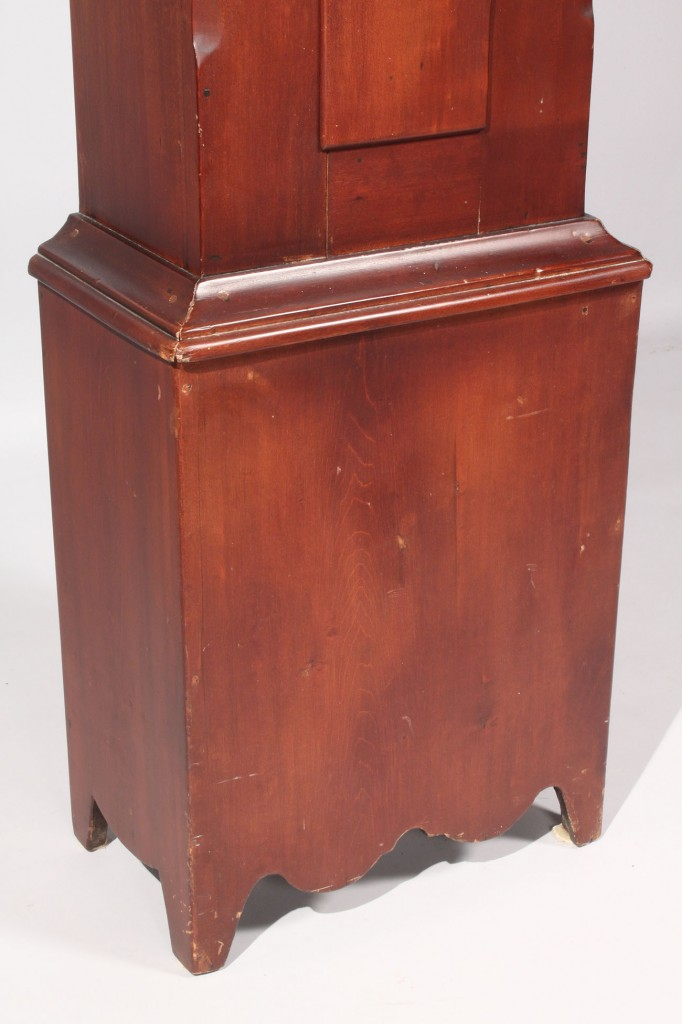 Lot 131: Federal tall case clock