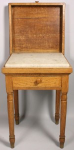 Lot 132: Tennessee Biscuit Table