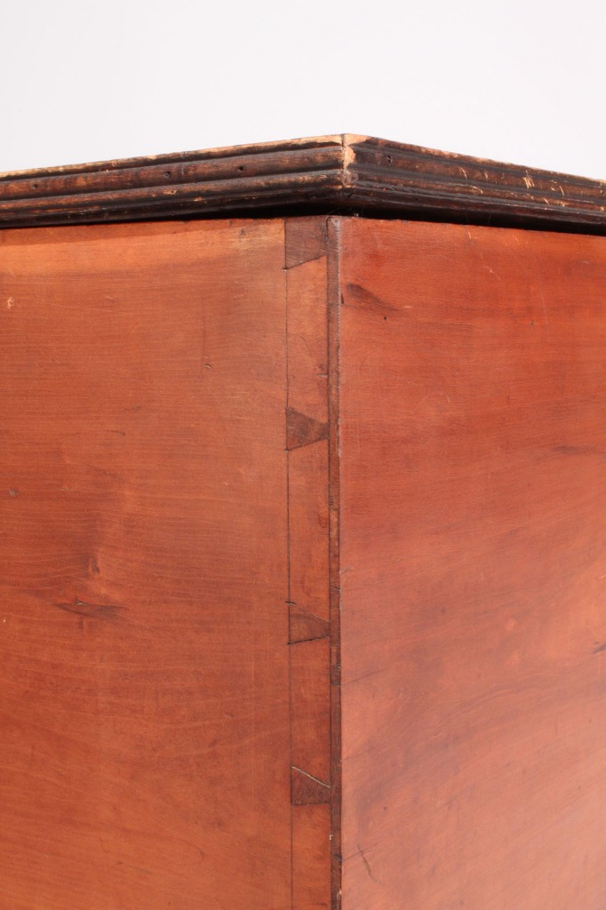 Lot 134: East TN Cherry Blanket Chest