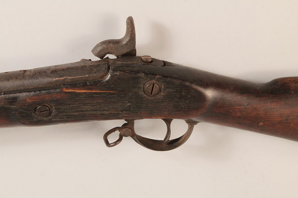 Lot 15: Model 1863 Rifle Musket, Lamson, Goodnow & Yale, Co