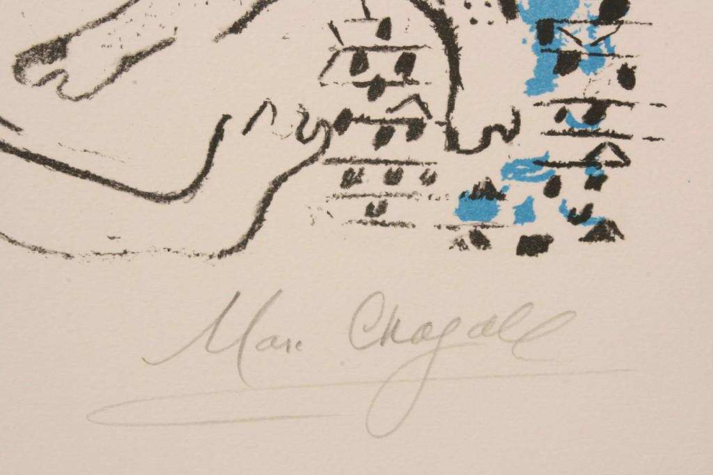 Lot 162: Marc Chagall Monumental