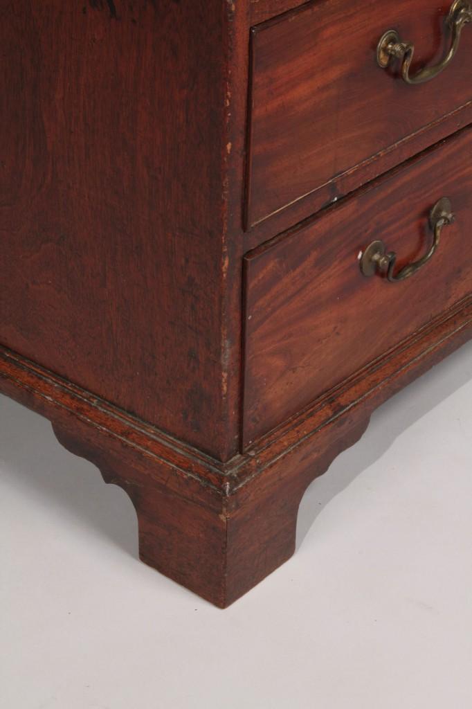 Lot 216: Chippendale Slant Front Desk
