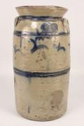 230: E. TN Stoneware Churn, Cobalt Decoration, poss. G