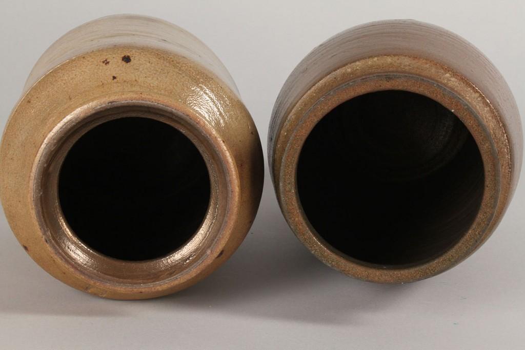 Lot 238: Lot of 2 Southern Pottery Jars