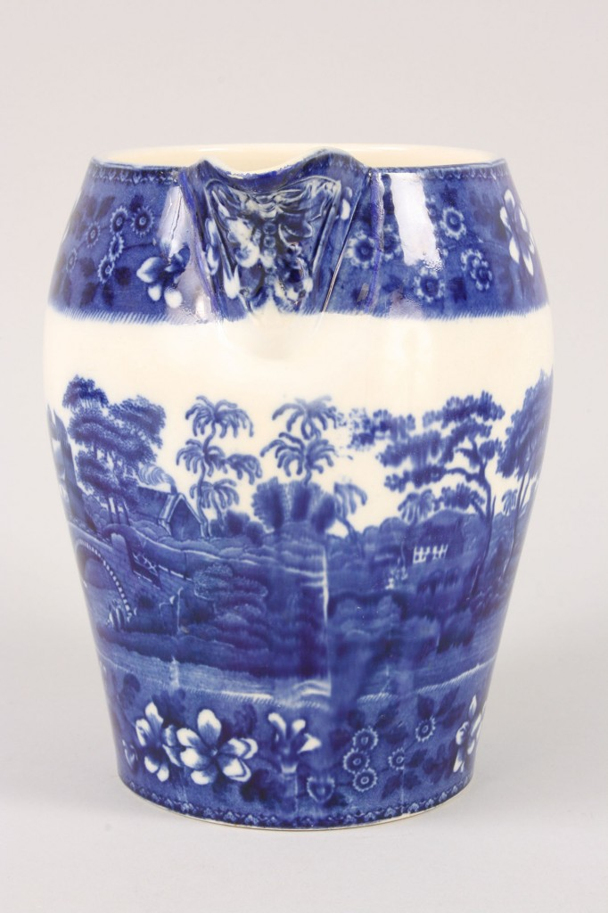 Lot 249 Lot Of 2 Blue And White Porcelain Pieces