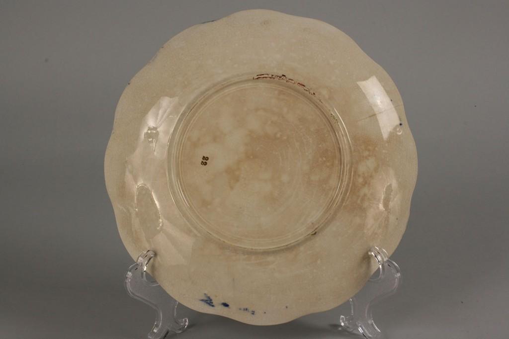 Lot 260: 8 Porcelain Plates, inc Limoges Game Bird Plates