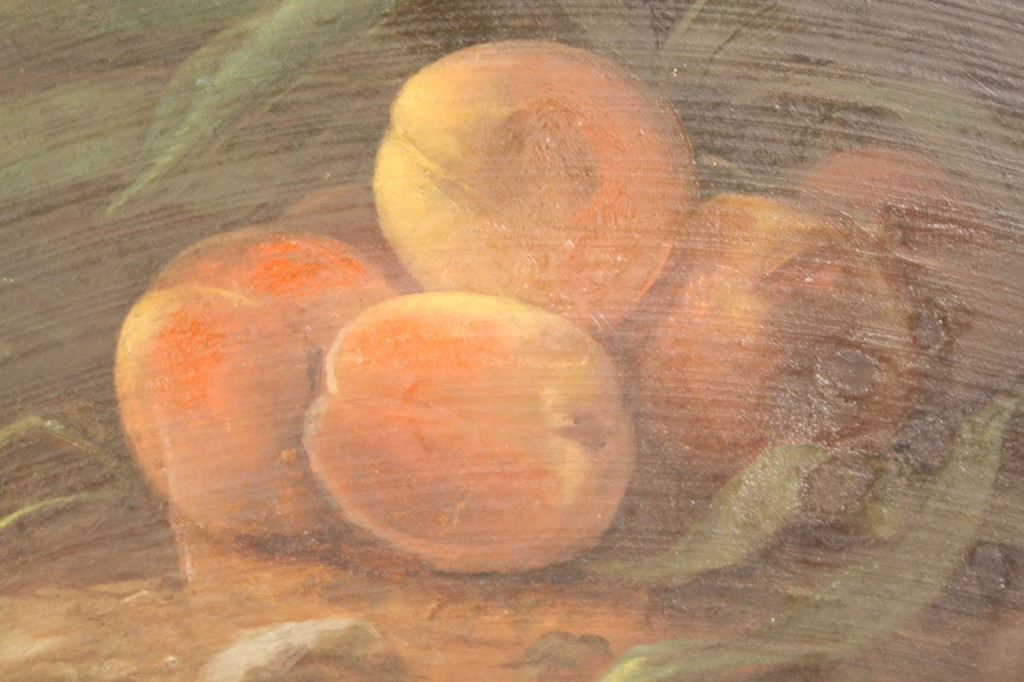 Lot 267: W. H. Yates, oil on board still life